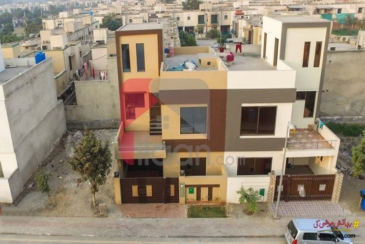 5 Marla House Available For Sale In Rose Garden Bahria Town Near