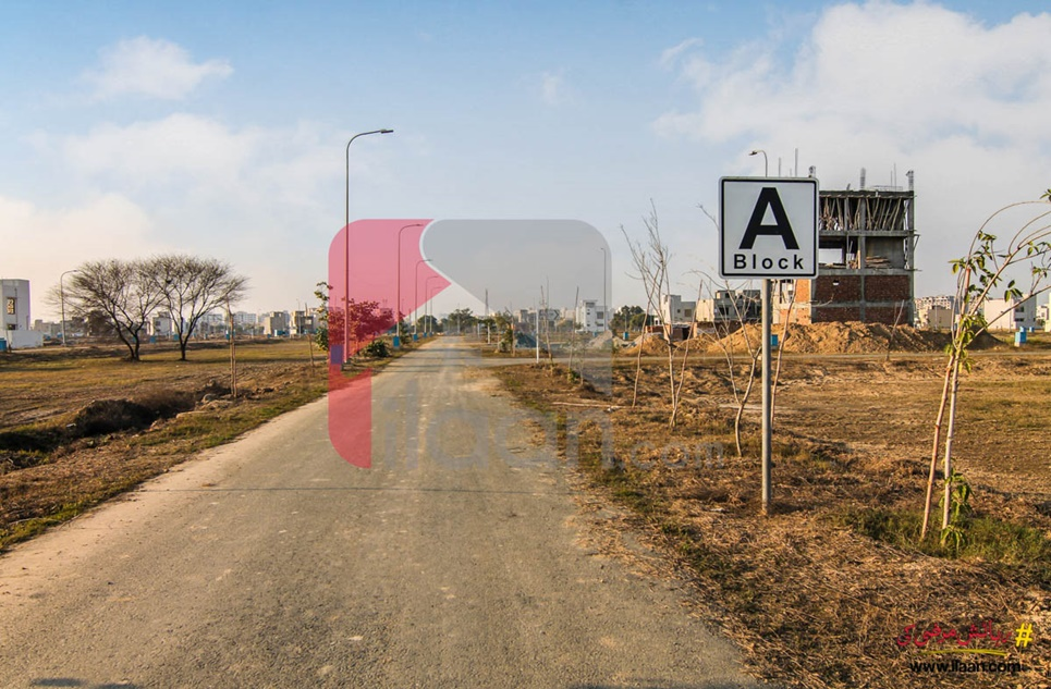 5 Marla Plot (Plot no 400) for Sale in Block A, Phase 9 - Town, DHA Lahore