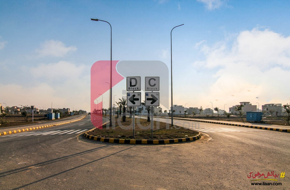 5 Marla Plot (Plot no 266/45) for Sale in Block D, Phase 9 - Town, DHA Lahore