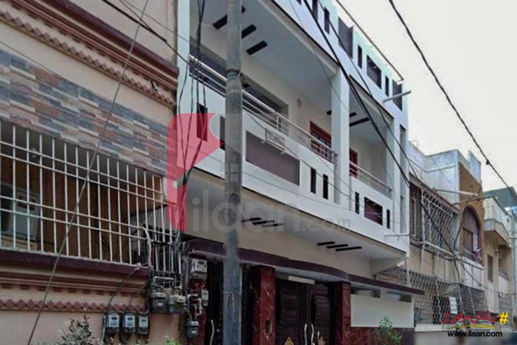 120 ( square yard ) house available for sale in Bufferzone, Karachi