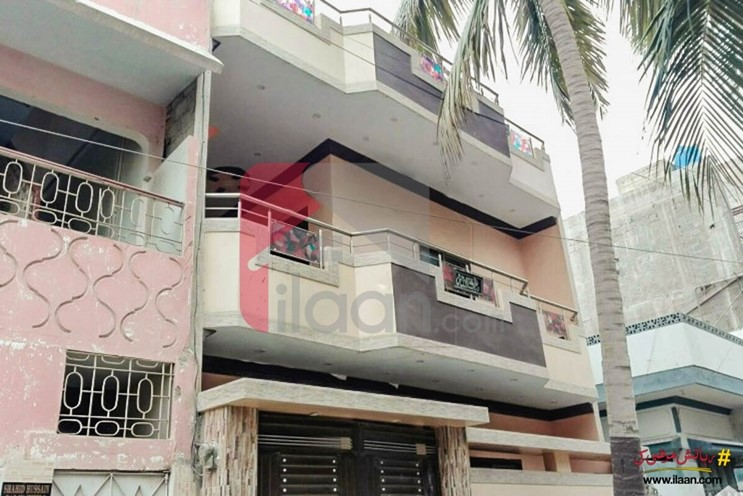 120 ( square yard ) house available for sale in Sector 9, North Karachi