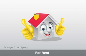 16 marla house available for rent ( first floor ) in Block B, Pak Arab Housing Society, Lahore