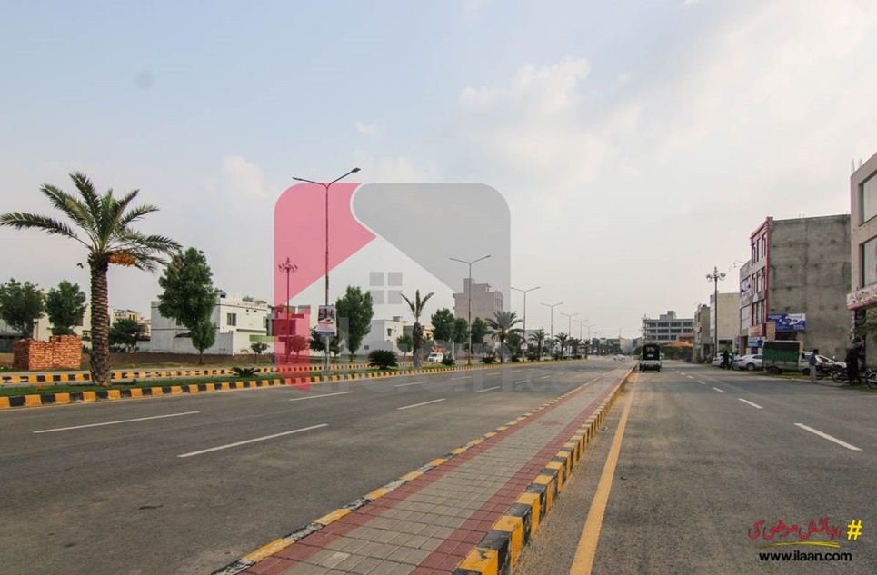 4 Marla Office for Rent (Ground Floor) in Rose Block, Park View City, Lahore