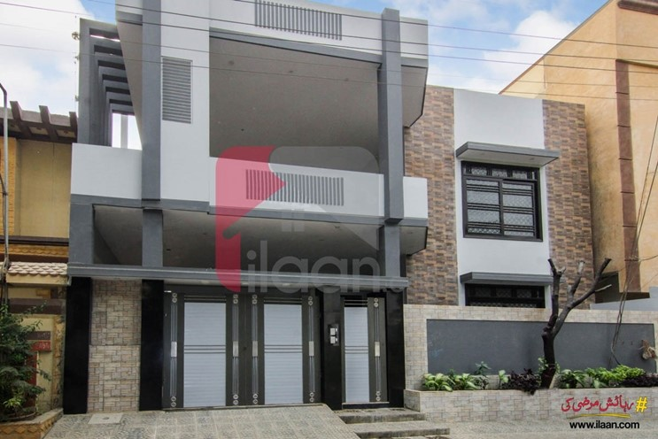 400 ( square yard ) house available for sale in Madras Society